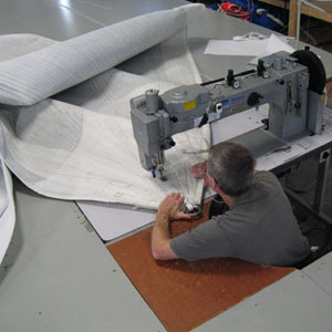 Sail Stiching Repair